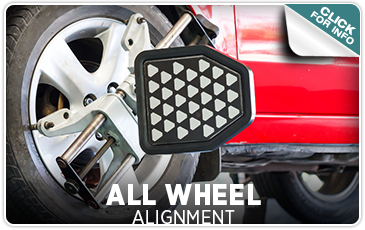 Subaru 4-Wheel Alignment Service