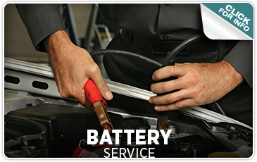Subaru Battery Service