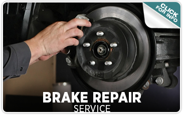 Subaru Brake Pad Replacement Service