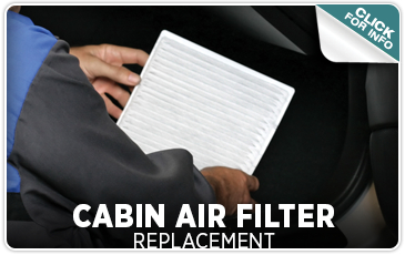 Cabin Air Filter Replacement Information