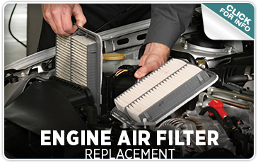 Engine Air Filter Service Information