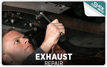 Exhaust Repair Service Information