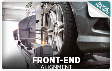 Indianapolis IN Service information - Subaru Front-End Alignment service from Tom Wood Subaru - click to learn more