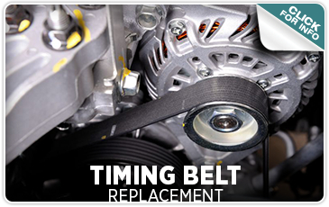 Click to Learn More About Our Timing Belt Replacement Services in Indianapolis, IN