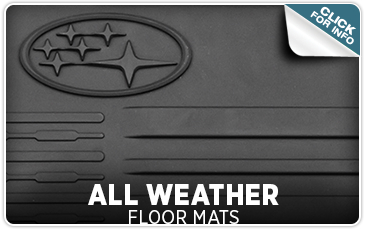 Click to find out more information about genuine Subaru all-weather floor mats from Tom Wood Subaru in Indianapolis, IN