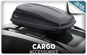 Learn about Genuine Subaru Cargo Accessories from Tom Wood Subaru