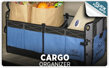 Learn about Genuine Subaru Cargo Organizers from Tom Wood Subaru