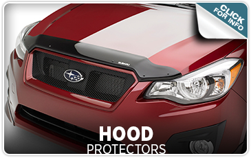 Click here to learn more about genuine Subaru Hood Protectors from Tom Wood Subaru in Indianapolis, IN