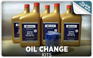 Click here to learn more about genuine Subaru Oil Change Kits from Tom Wood Subaru in Indianapolis, IN