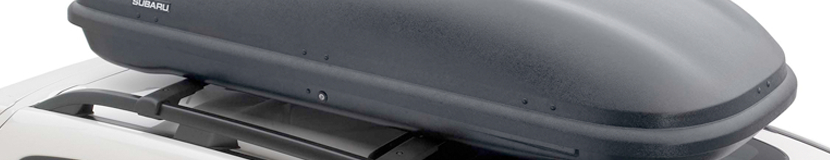 Get details about genuine Subaru Extended Roof Carriers from Tom Wood Subaru in Indianapolis, IN