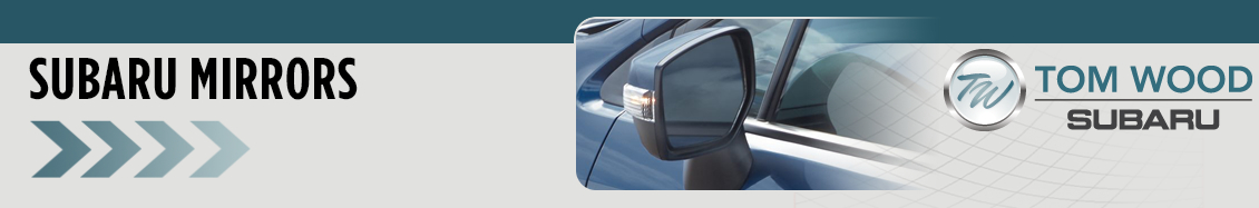Learn more about genuine Subaru Mirrors in Indianapolis, IN