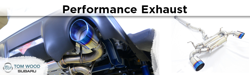 Subaru Exhaust   Performance Parts   Indianapolis, IN