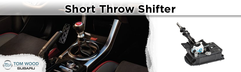 Subaru Performance Short Throw Shifter | Indianapolis, IN