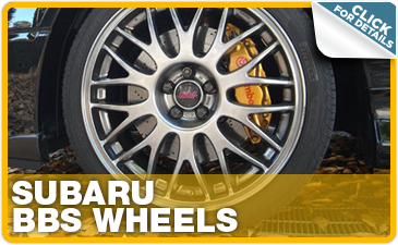 Click For Details on Subaru BBS Wheels in Indianapolis, IN