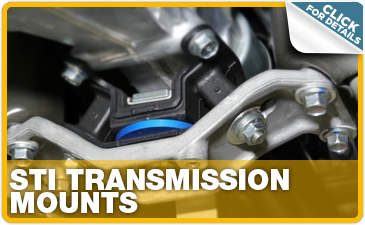 Click For Details on Subaru STI Transmission Mounts in Indianapolis, IN