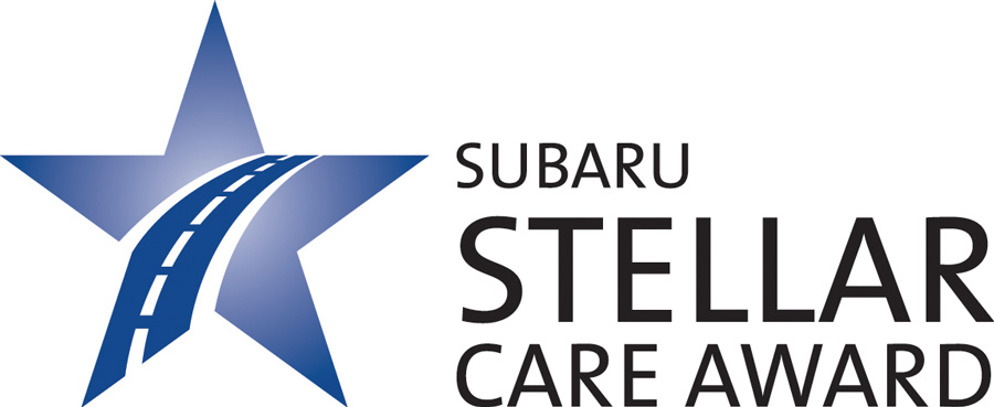Subaru Stellar Care Award for Tucson Subaru