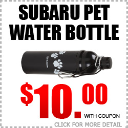 Tucson Subaru Pet Water Bottle Parts Special Discount serving Arizona
