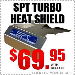 Subaru SPT Turbo Heat Shield Parts Special Serving Tucson, AZ