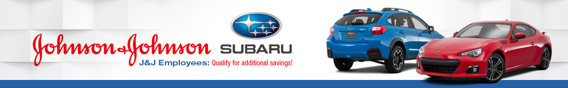 Victory Subaru Presents Johnson & Johnson Employee Discounts