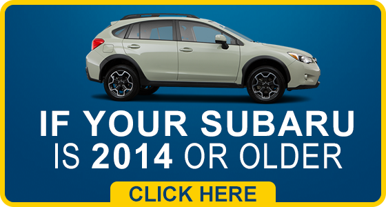 2014 or Older Subaru Model Service Intervals in Somerset, NJ
