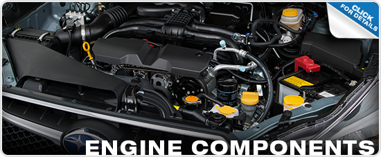 Keep your Subaru BOXER® engine running right with genuine Subaru engine components from Victory Subaru in Somerset, NJ