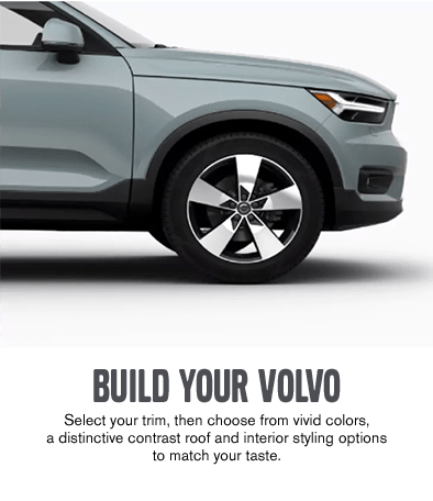 Build Your Volvo
