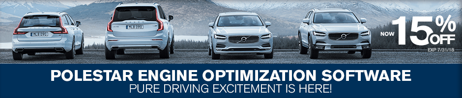 Polestar Engine Optimization Savings at Volvo Cars Gilbert