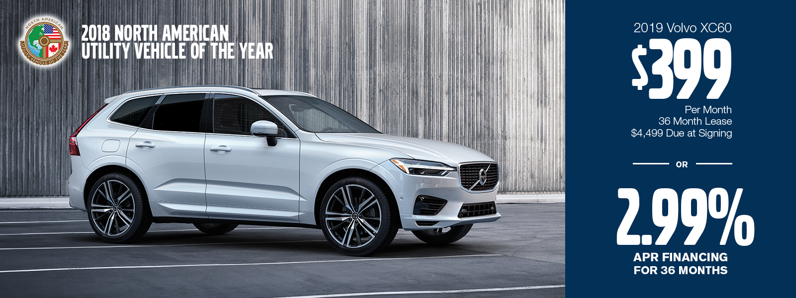 2019 Volvo XC60 T5 Momentum FWD Lease or Finance Special in Gilbert, AZ