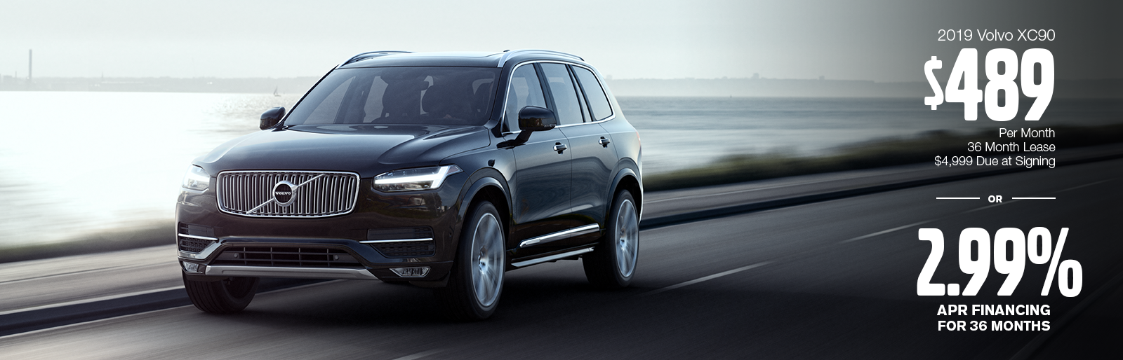 2019 Volvo XC90 Changes, Specs And Price >> New 2019 Volvo Xc90 Special Suv Lease Savings Offer Gilbert Az