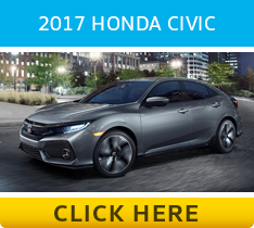 Click to Compare the 2017 Volkswagen Golf Hatchback & Honda Civic Models in Normal, IL