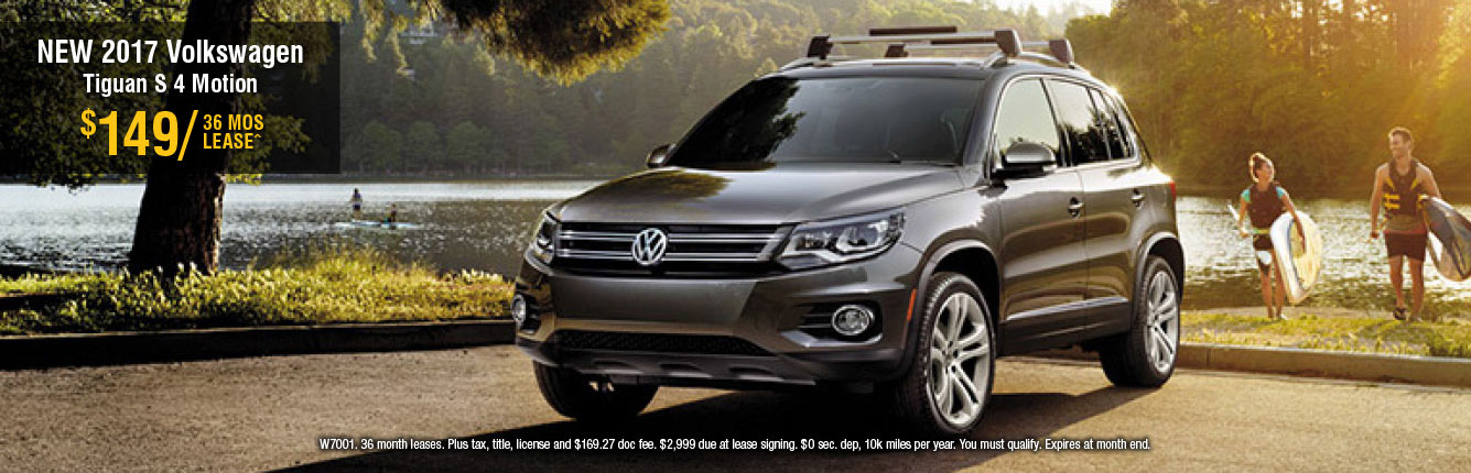 2016 volkswagen tiguan special lease offer bloomington il new used car suv vw offers. Black Bedroom Furniture Sets. Home Design Ideas