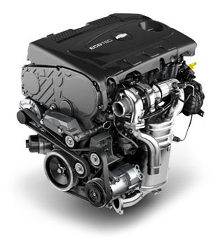 2014 Cruze Diesel Turbo Engine Block