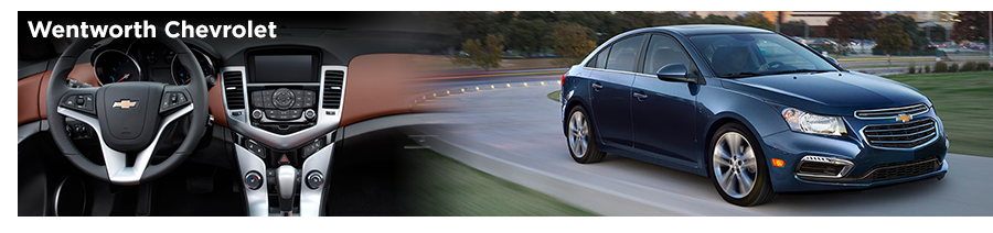 Buy A New 2015 Chevrolet Cruze From Wentworth In Portland Serving Gresham OR