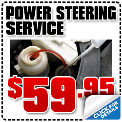 Chevrolet Power Steering Service Special Coupon serving Portland, Oregon at Wentworth Chevrolet