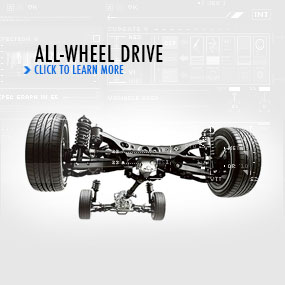 Wentworth Subaru All-Wheel Drive System Information & Design Specifications