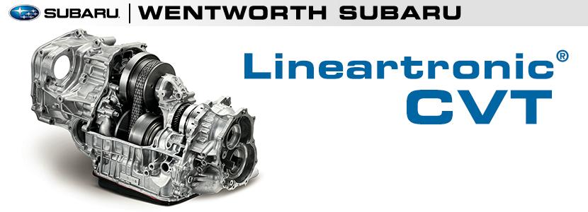 subaru lineartronic continuously variable transmission cvt wentworth subaru