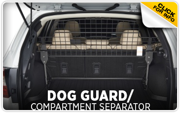 Learn more about genuine Subaru compartment separator in Portland, OR