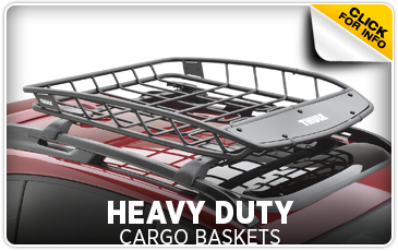 Click to learn about our Subaru heavy duty cargo basket in Portland, OR