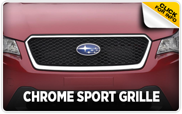 Click to research the Subaru Chrome Sport Grille in Portland, OR