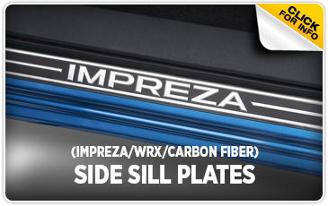Click to research the Subaru SPT Carbon Fiber Door Sill Inserts in Portland, OR