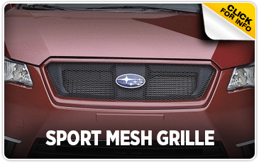 Click to research the Subaru Sport Mesh Grille in Portland, OR