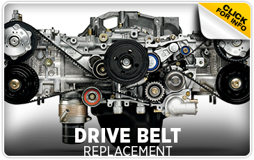 Click to find out more about Subaru Drive Belt Replacement service in Portland, OR