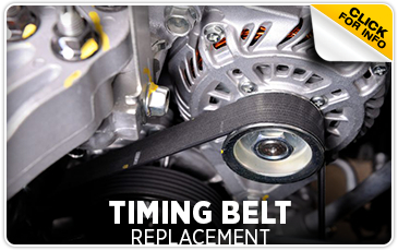 Click to view our Subaru timing belt replacement service in Portland, OR