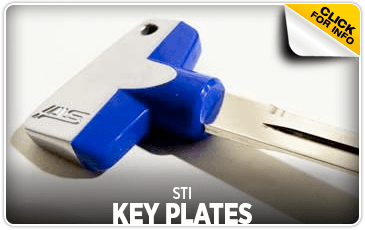 Click to view our STI Key Plates performance parts information at Wentworth Subaru