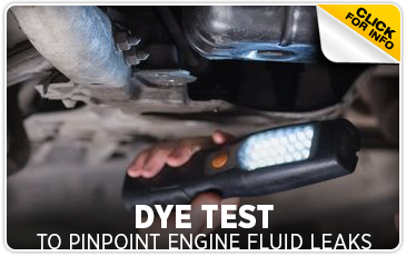 Learn more about Subaru undercarriage dye test service from Wentworth Subaru in Portland, OR