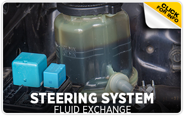 Learn more about Subaru undercarriage steering system fluid exchange service from Wentworth Subaru in Portland, OR
