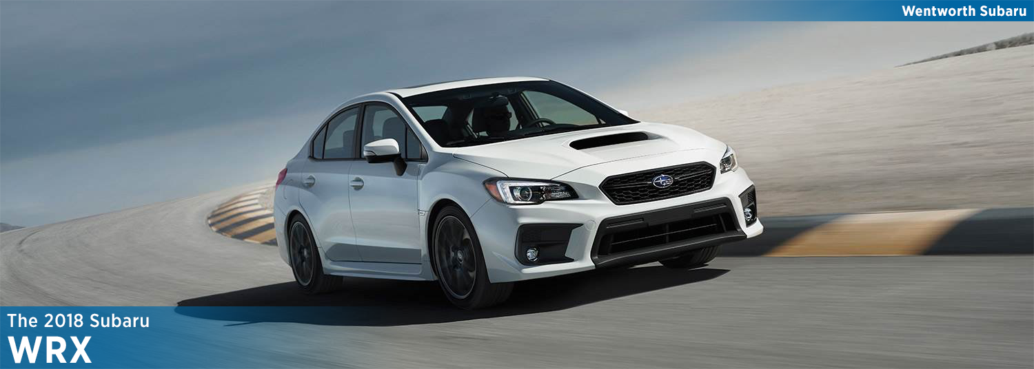Research the new 2018 Subaru WRX model at Wentworth Subaru located in Portland, OR