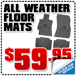 Genuine Subaru All Weather Floor Mats Parts Special serving Portland, Oregon