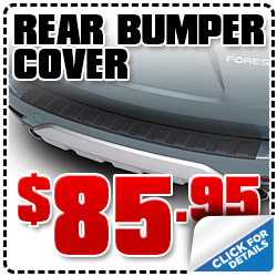 Subaru Rear Bumper Cover Parts Discount Coupon serving Portland, Oregon