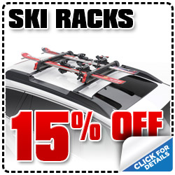 Portland Subaru Ski Rack Parts & Accessory Discount Coupon serving Portland, Oregon
